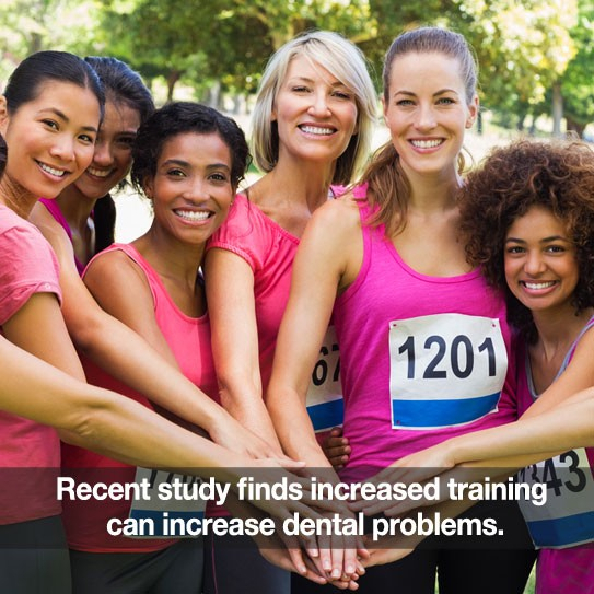 Hey Runners! Pay Special Attention To Your Oral Health