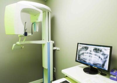 Digital Panoramic X-Ray Machine